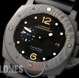 0 0 0 0 PN616R02 XF Pam 616 R Series Carbotech Luminor Submersible BR/LE P9000