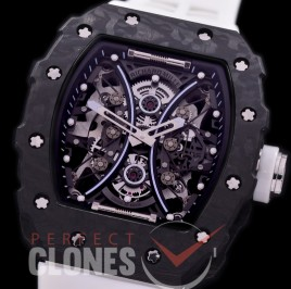 RM053-01-011B ANF/OXF RM 053-01 Pablo Mac Donough Limited Ed NTPT/RU Skeleton Customized Movt