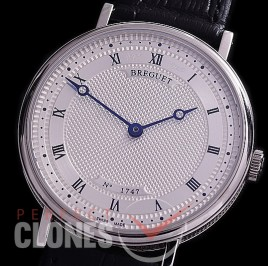 0 0 0 BR-JCA-101 TWF Jubilee Classic 2208 Automatic SS/LE Silver Jap Miyota 9015