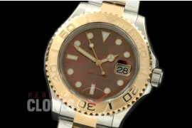 0 RYMENT00025 BP 116623 Yachtmaster Men SS/YG MOP Red SA 3135 - Special Offer