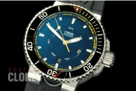 OR00051 Aquis Great Barrier Reef Limited Edition II SS/RU Blue A-2836
