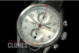 OR00211L Audi Sports Special Ed Chronograph SS/LE White OS 20 Qtz
