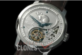 0 VCZ-091 Legend of the Chinese Zodiac - Year of the Rat Tourbillon SS/LE Flying Man Tourbillon