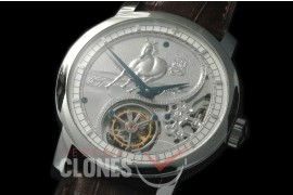 0 VCZ-097 Legend of the Chinese Zodiac - Year of the Horse Tourbillon SS/LE Flying Man Tourbillon