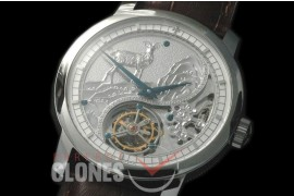 0 VCZ-098 Legend of the Chinese Zodiac - Year of the Goat Tourbillon SS/LE Flying Man Tourbillon