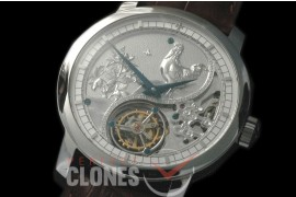 0 VCZ-100 Legend of the Chinese Zodiac - Year of the Rooster Tourbillon SS/LE Flying Man Tourbillon