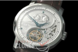 0 VCZ-100B Legend of the Chinese Zodiac - Year of the Pig Tourbillon SS/LE Flying Man Tourbillon