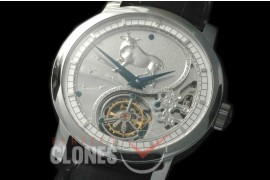 0 VCZ-092 Legend of the Chinese Zodiac - Year of the Ox Tourbillon SS/LE Flying Man Tourbillon