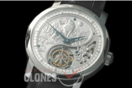 0 VCZ-093 Legend of the Chinese Zodiac - Year of the Tiger Tourbillon SS/LE Flying Man Tourbillon
