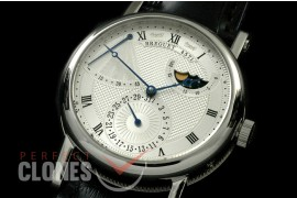 BR00061 Calender/Moonphase Power Reserve SS/LE Silver Seagull ST17