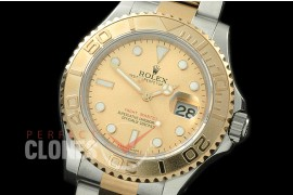 0 RYMENT00024 BP 116623 2016 Yachtmaster Men SS/YG Gold SA 3135 - Special Offer
