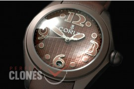 0 CO00217 Bubble Skeleton Automatic PVD/LE Brown Asian 2813