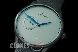JZ-AST-106 Astrale Grande Heure Minute PVD/LE White ST2555