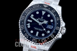 0 0 0 0 RLGS00801 NF 904L Steel 116710LN CHS SS/SS GMT Black SA 3186 - Special Offer