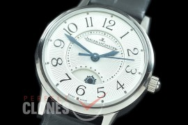 0 0 JL-RZL-101 Rendezvous Night & Day Ladies SS/LE White Miyota 9100/Calibre 898A