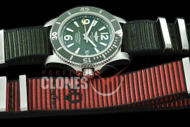 0 0 0 BLSF44-025N TBF Superocean 44 Outerknown Special Edition Automatic SS/NY Green Asian Clone 2824