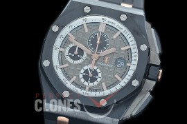 AAP00083 ARF/JF 2020 26415 V2 Royal Oak Offshore Pride of Germany Limited Edition CER/RU Grey A-3126
