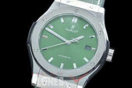 HBFS-42-0005 ANF Classic Fusion King SS/LE Green Asia 2892