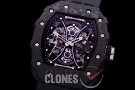 RM053-01-011 ANF/OXF RM 053-01 Pablo Mac Donough Limited Ed NTPT/RU Skeleton Customized Movt