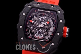 RM053-01-011A ANF/OXF RM 053-01 Pablo Mac Donough Limited Ed NTPT/RU Skeleton Customized Movt
