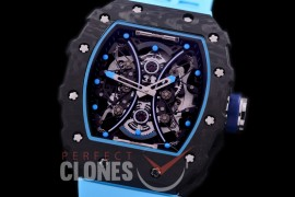 RM053-01-012A ANF/OXF RM 053-01 Pablo Mac Donough Limited Ed NTPT/RU Skeleton Customized Movt