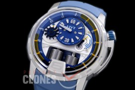 HYT-H1-092 CYF HYT H1 Limited Edition SS/RU Blue/White Customize Cal 101