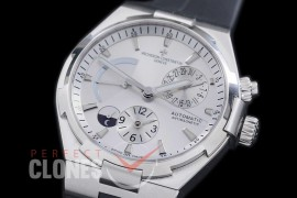 0 VCO-041 Overseas Calendar/Power Reserve/Duo Time Zone Complications SS/RU White Asian Modified Movt