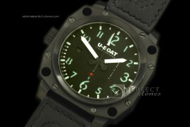 UB1K01013 Thousands of Feet AB PVD/LE Black/Green Asia 2824-