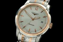 LG01006 Masters Collection SS/YG White Asian 2824-2