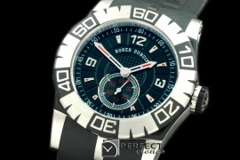 RD00001 Easy Diver Automatic SS/RU Black