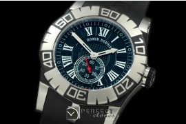 RD00011 Easy Diver Automatic SS/RU Black