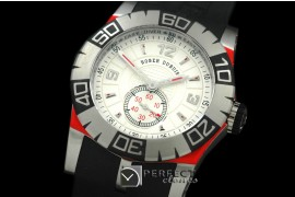 RD00007 Easy Diver Automatic SS/RU White