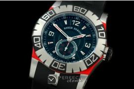 RD00006 Easy Diver Automatic SS/RU Black