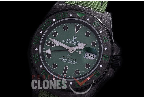 RLGFC-108 JHF DIW NTPT GMT 116710 Special Edition FC/NY Green/Green CF SA 3186 CHS
